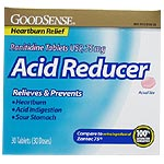 Acid Reducer Tablets 30s